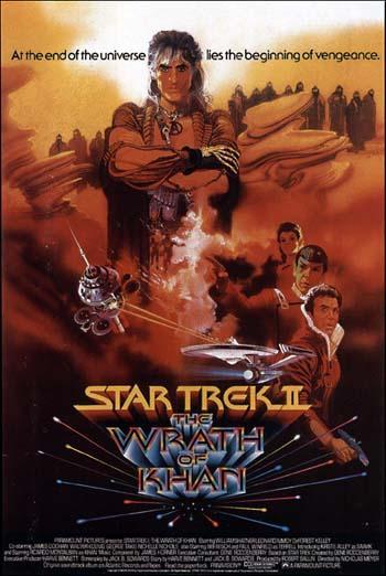 Star Trek II: The Wrath of Khan [1982]