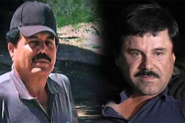 """El día que """"El Chapo"""" se quedó sin dinero, El Mayo Zambada lo rescato"""