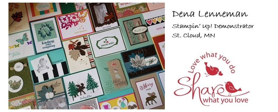 Dena Lenneman, Stampin' Up! Demonstrator