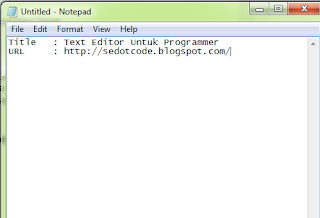 Notepad - Text Editor Programmer