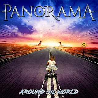 "Panorama - ""Around the World"" (lyric video) from the s/t album"
