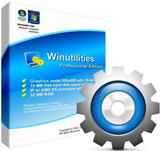 WinUtilities Professional Edition 14.66 Full Version With Crack