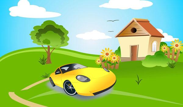 Properti Seperti Rumah, Mobil dan Fasilitas Lainnya Apa Wajib Dizakati