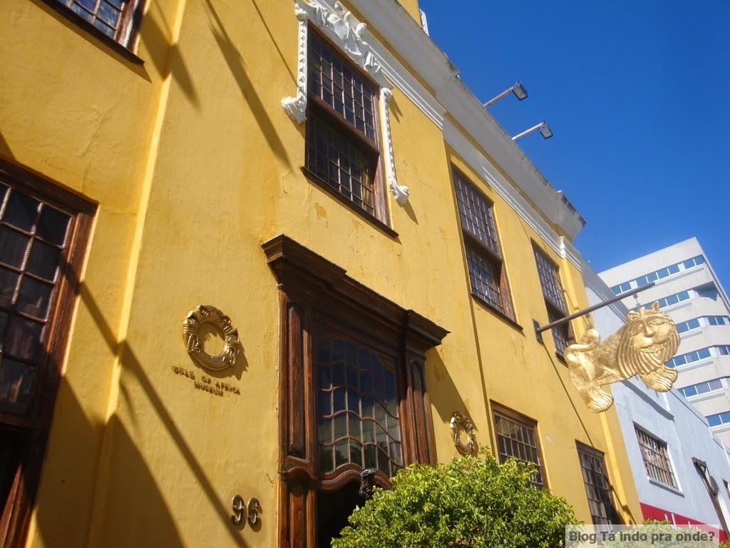 Gold of Africa Museum e Casa de Martin Melck