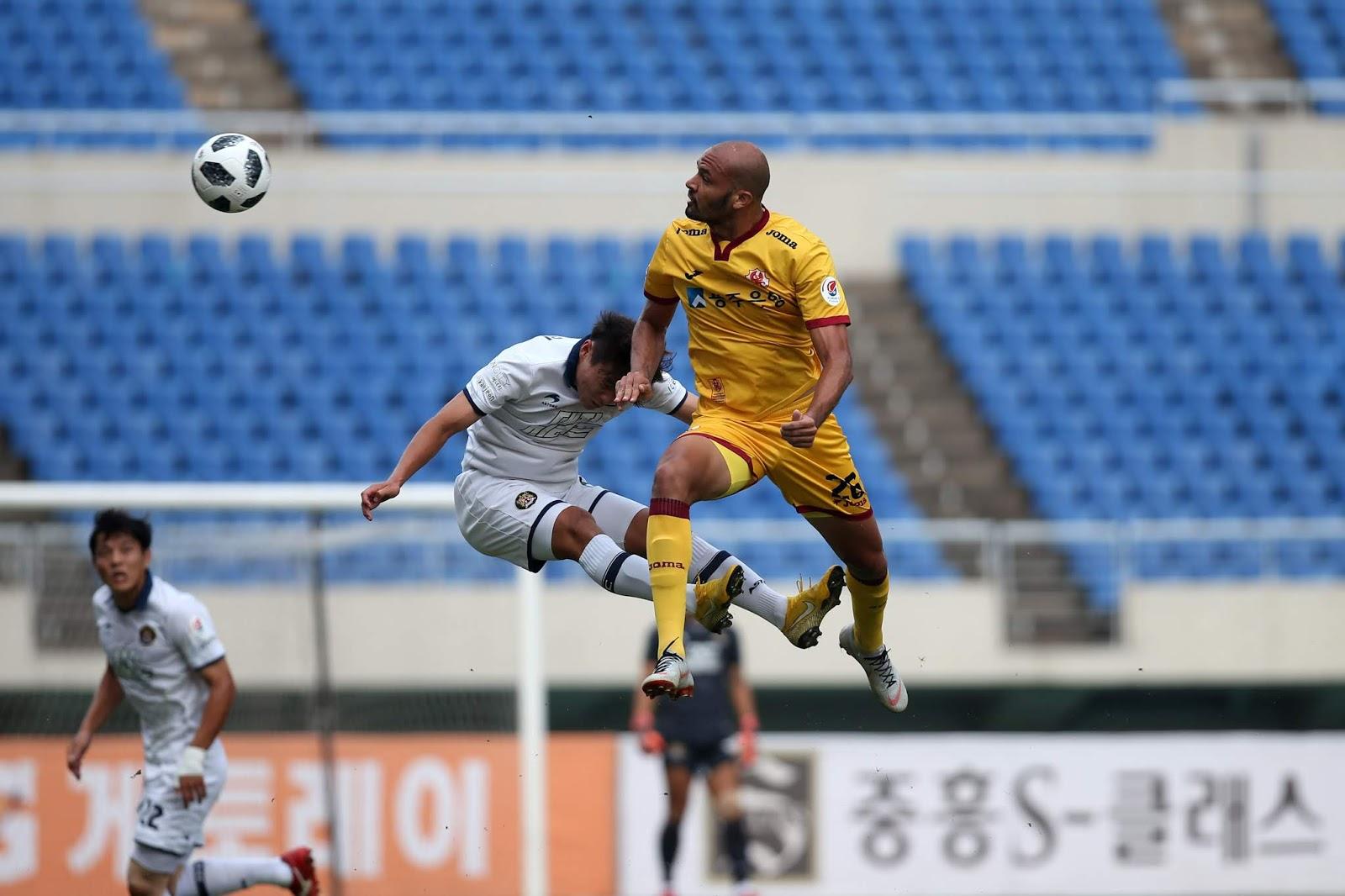 Playoff Writers' Chat: Daejeon Citizen vs Gwangju FC K League 2 Felipe