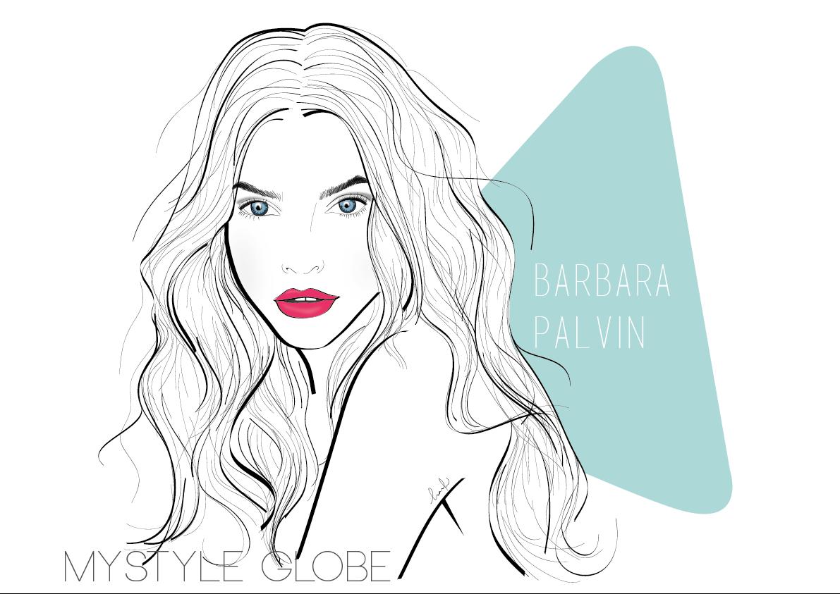 My Style Globe: BARBARA PALVIN