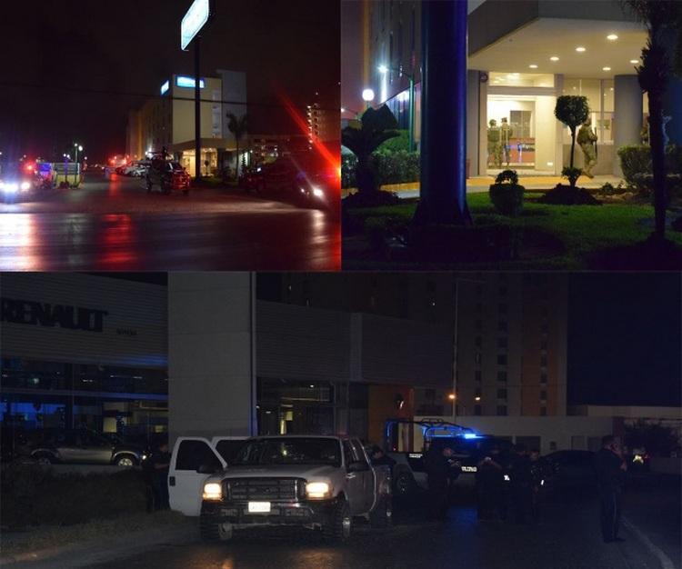 Balacera en Reynosa: 2 inocentes heridos