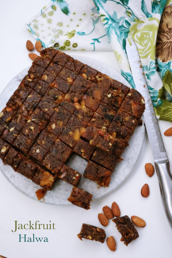 Chakka Varathiyathu | Chakka Varatti | Jackfruit Halwa Recipe