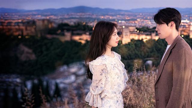| K-Drama | Memórias de Alhambra - 알함브라 궁전의 추억
