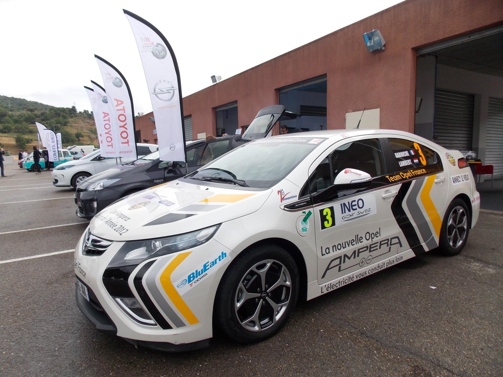 rencontres internationales des voitures ecologiques 2013