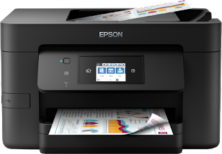 Epson WorkForce Pro WF-4725DWF Driver Download Windows, Mac, Linux
