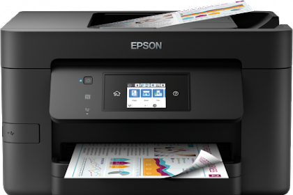 Download Epson WorkForce Pro WF-4725DWF Drivers