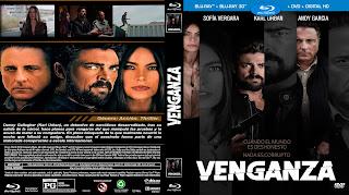 CARATULA BENT - VENGANZA - 2018