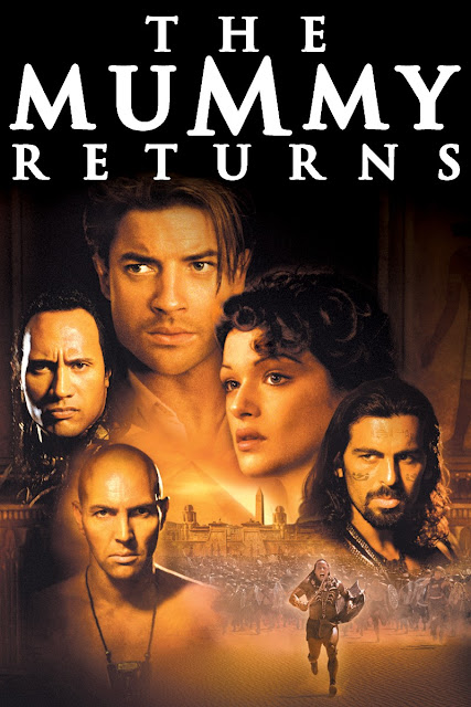 The Mummy Returns (2001) BrRip ταινιες online seires xrysoi greek subs