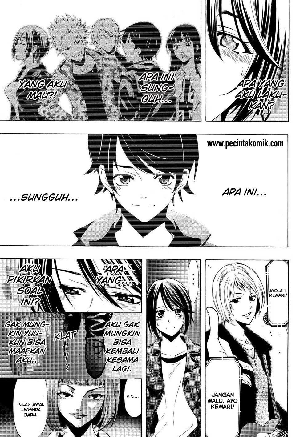Fuuka Chapter 142-16