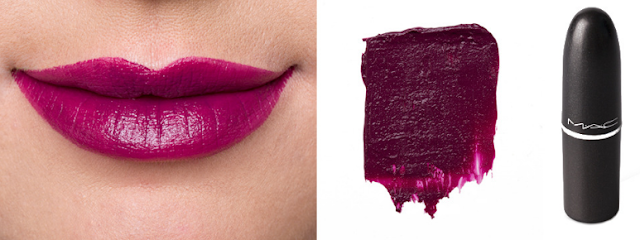 Warna lipstik plum