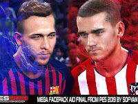 PES 2018 Facepack From PES 2019 AIO Final dari Sofyan Andri