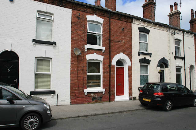 Harrogate Property News - 2 bed town house for sale Chatsworth Road, Harrogate HG1