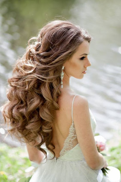 gorgeous ideas wavy bridal