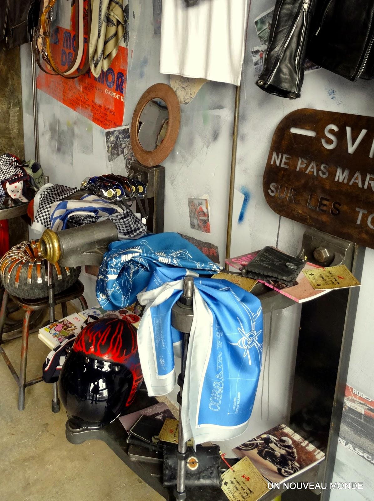 L 39 atelier de philippe ameublement du magasin au sou d 39 or di spartac b ziers - Garage du nouveau monde hazebrouck ...