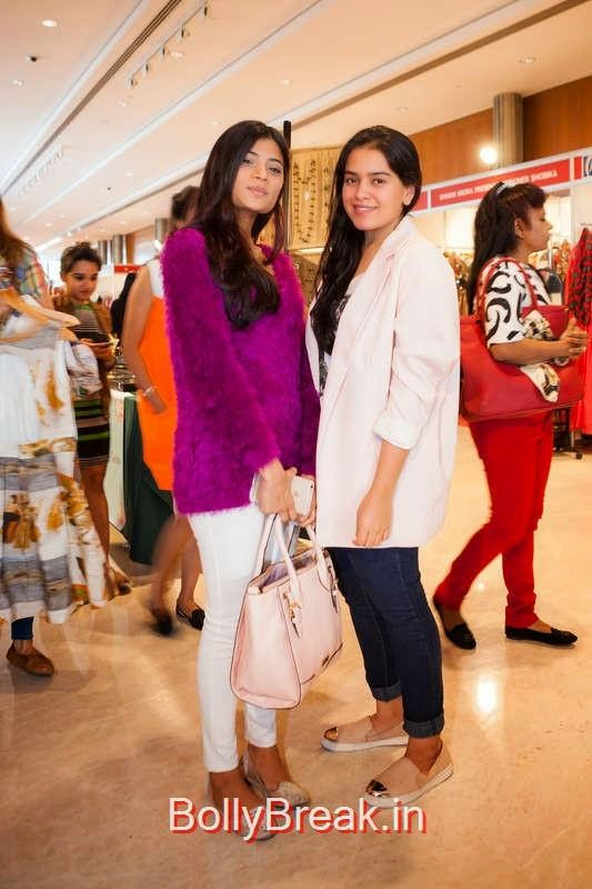 Karen Mascarenhas and Roha Daud, Nishka Lulla Hot Pics At Designer Nishka Lulla Snapped at DIVAlicious