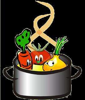 Nutriendo jl la cocci n de los alimentos y la salud for Cocinar en 5 min