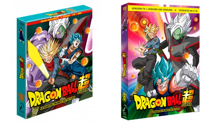 Dragon Ball Super - Box 6