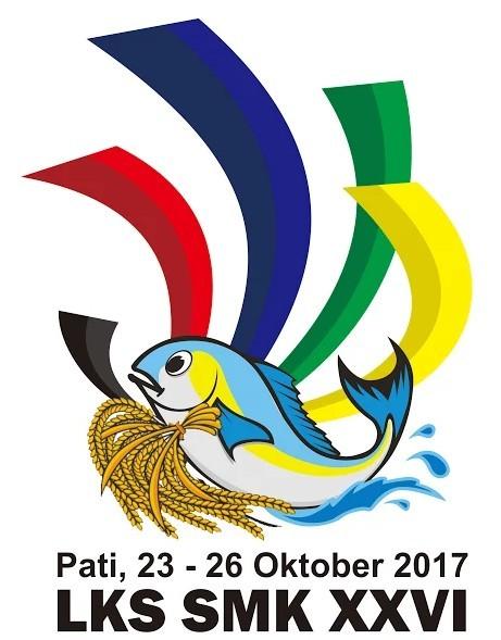 Logo Resmi LKS SMK XXVI Jateng 2017