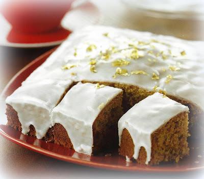 Recipe For A Inch Ginger Cake Using Stem Ginger