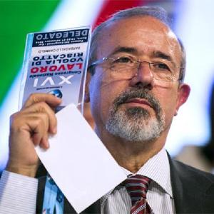 """Sentenza consulta: Barbagallo: """"al voto subito? preferisco che si risolvano i problemi concreti"""""""