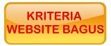 Kriteria website yang baik menurut ahli