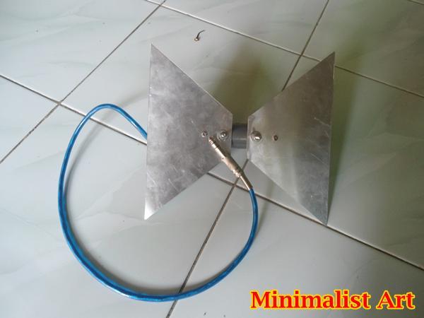 Antena UHF Rakitan