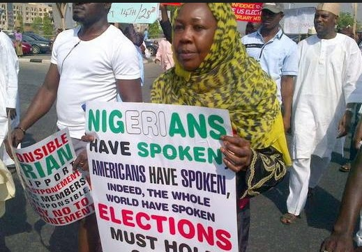 nigerian presidential election results 2015