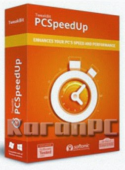 TweakBit PCSpeedUp 1.6.8.4 + Crack