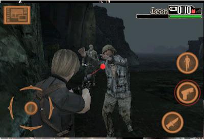 Resident Evil 4 Download For Ppsspp