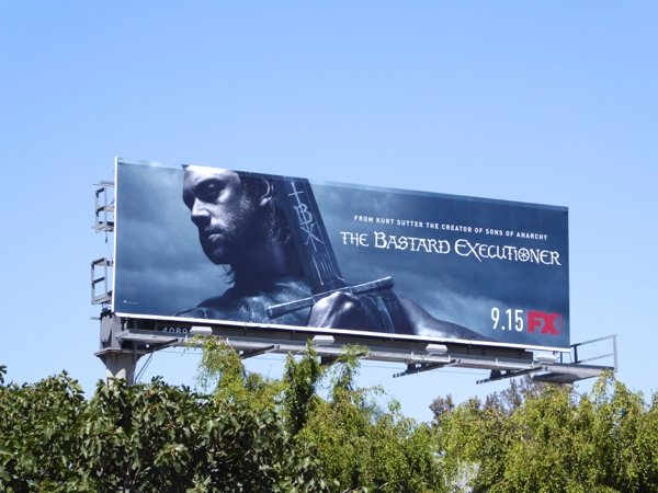 Bastard Executioner season 1 billboard
