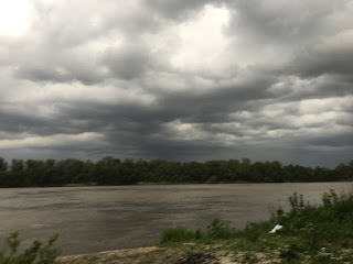 Storm over the Missouri River, Big Muddy, Mighty MO