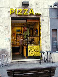 buenos días Roma - Los falloni de Pizza Eritrea