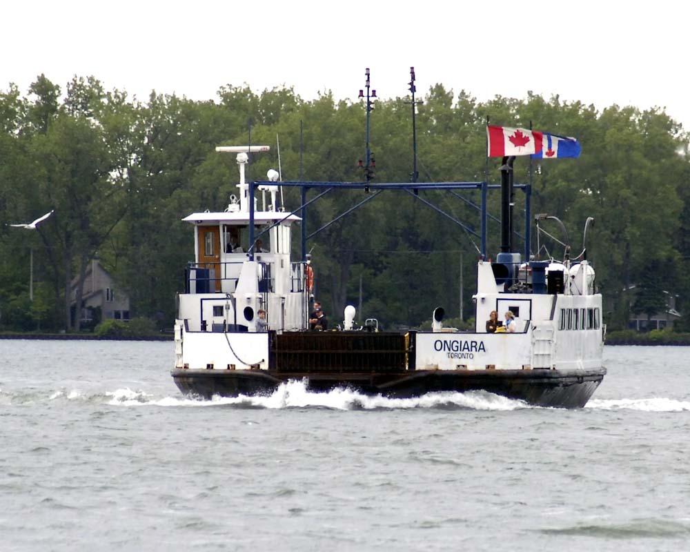 Toronto Island Ferry Tickets Online
