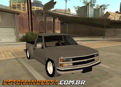 Chevrolet Silverado The Control para GTA San Andreas