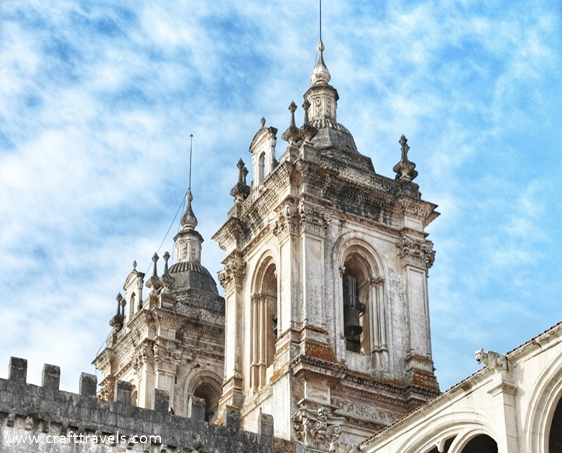 KLASZTOR ALCOBACA - OPACTWO CYSTERSÓW W PORTUGALII
