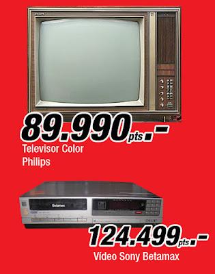 El catálogo de Media Markt en los 80