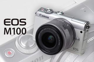kamera canon eos m100