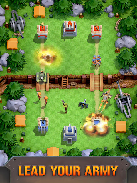 Boom Force: War Game APK