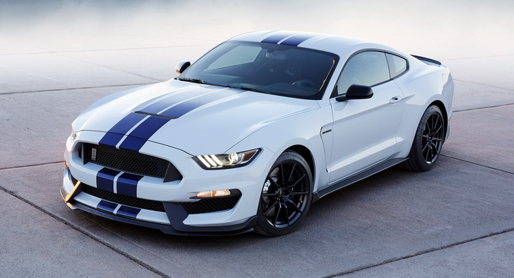 2017 Ford Shelby Mustang Gt350 Gets Lots Of Upgrades