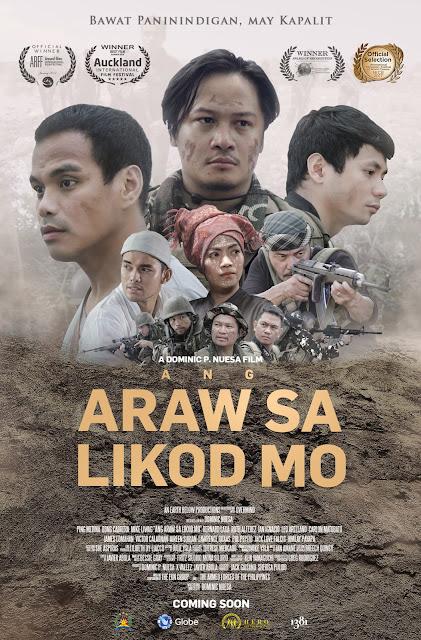 Ang Araw sa Likod Mo - The Sun Behind You Poster