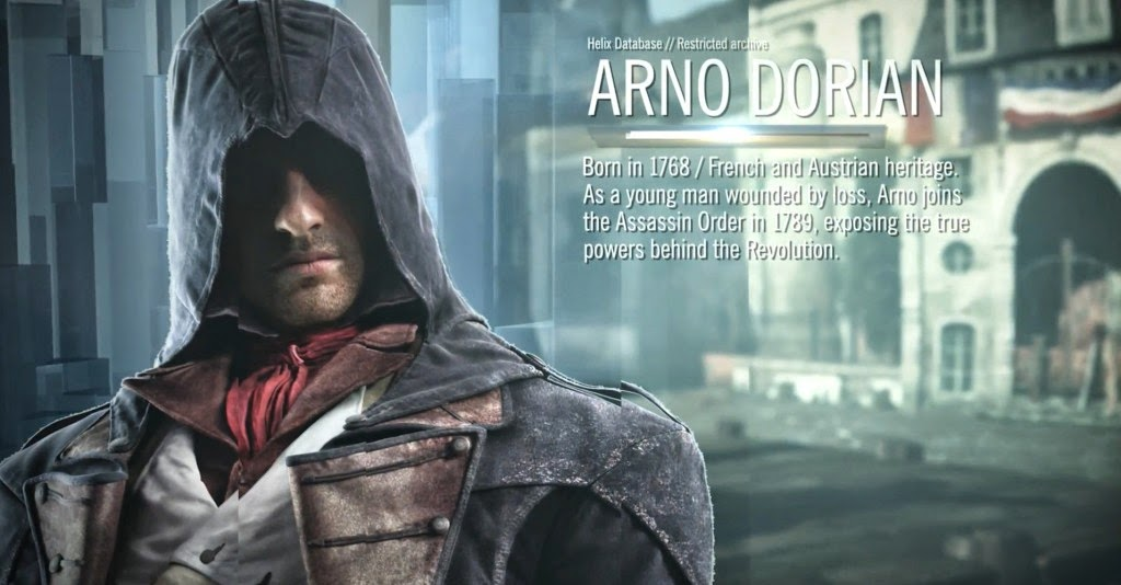 Assassin's Creed Unity traz o melhor contexto histórico e