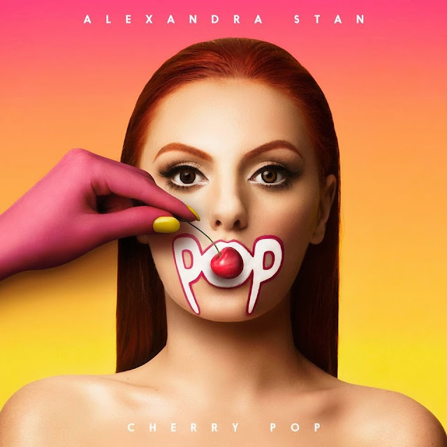 Alexandra Stan Cherry Pop melodie noua mai 2014 VIDEOCLIP Official Video YOUTUBE new single song ultima piesa cantec muzica