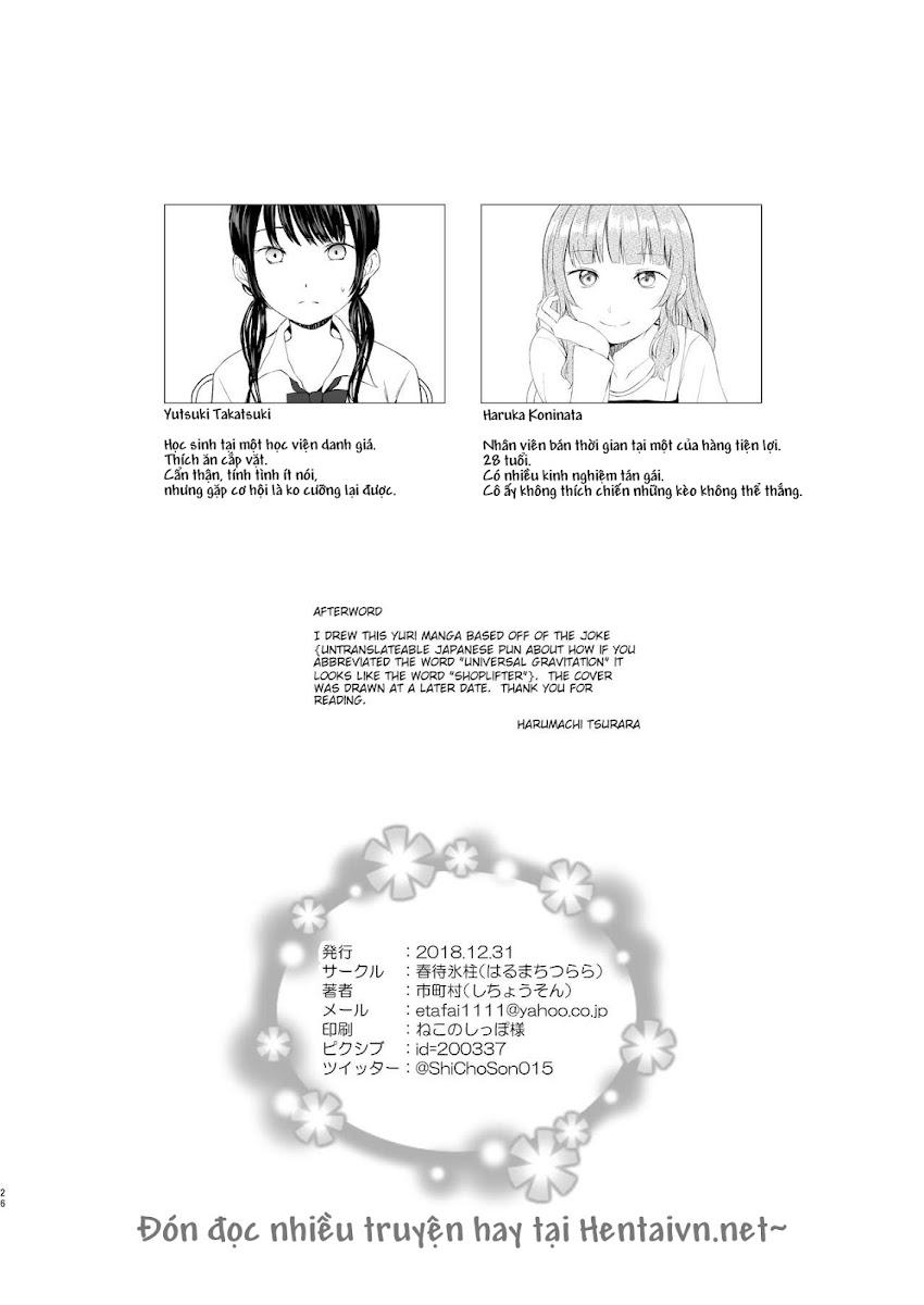 HentaiVN.net - Ảnh 27 - Tuyển tập Yuri Oneshot - Chap 119: Banyuu Inryoku no Housoku