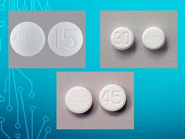 Actos: usos, efectos secundarios, interacciones, imágenes, advertencias y dosis